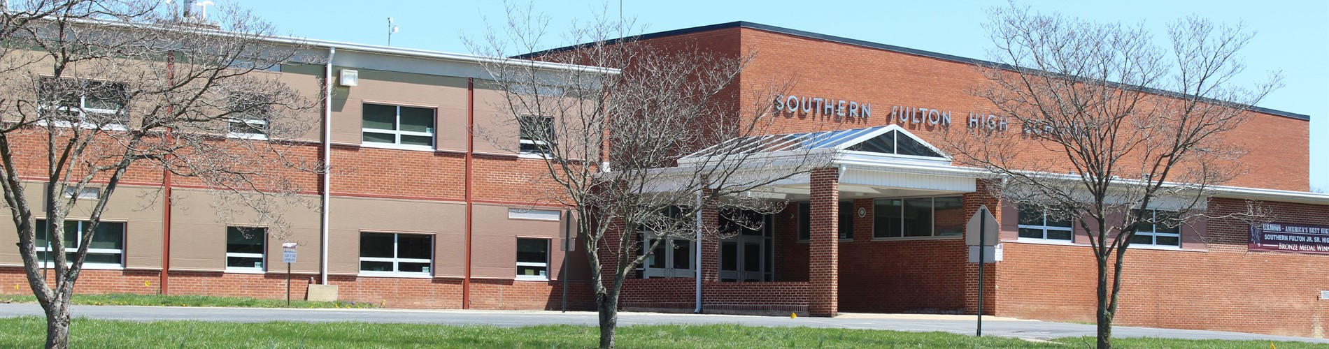 Southern Fulton Jr/Sr High School Building